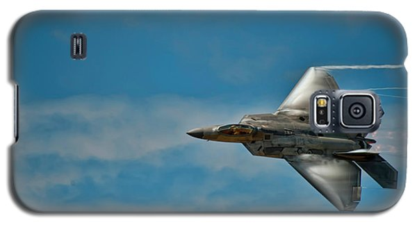 F22 Raptor Steals The Show Galaxy S5 Case