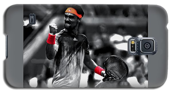Serena Williams Galaxy S5 Case - Fabio Fognini by Brian Reaves