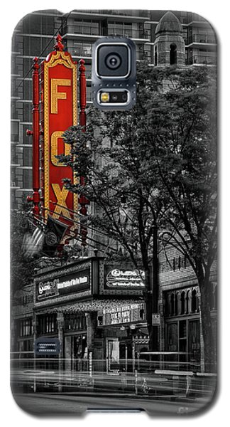Fabulous Fox Theater Galaxy S5 Case