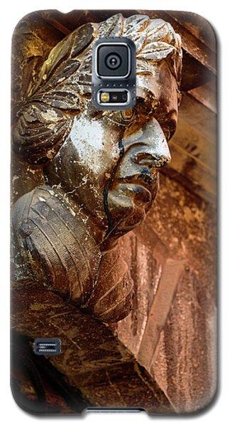 Face In The Streets - Rovinj, Croatia Galaxy S5 Case