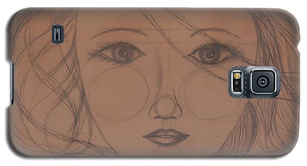 Face Study Galaxy S5 Case