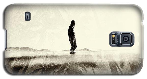 Face The Sun 2 Galaxy S5 Case