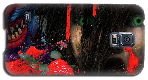 Face Your Fears Galaxy S5 Case