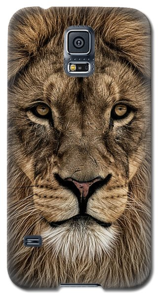 Facing Courage Galaxy S5 Case