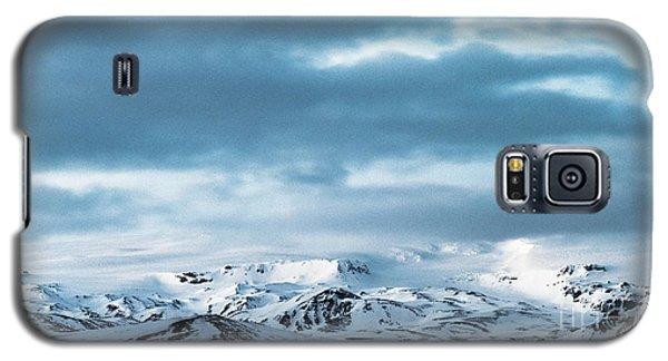 Facing Eyafjallajokull Galaxy S5 Case