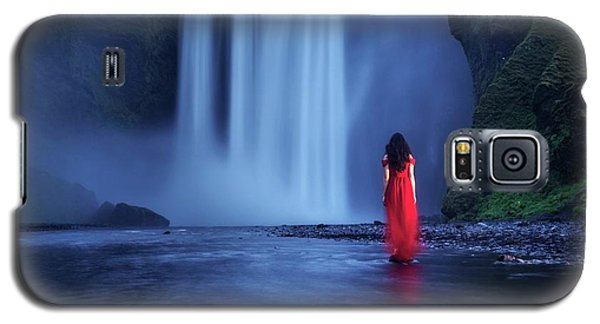 Facing Fear Head-on Galaxy S5 Case