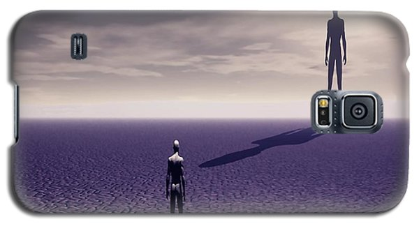 Facing The Future Galaxy S5 Case