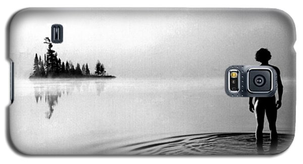 Facing The Island Galaxy S5 Case