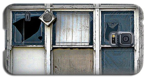 Factory Windows Galaxy S5 Case by Ethna Gillespie