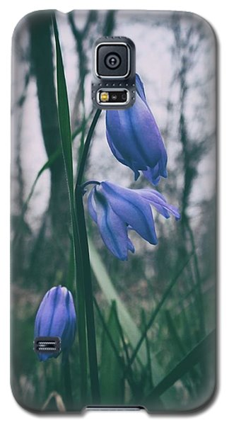 Fade Into The Blue Galaxy S5 Case by Karen Stahlros
