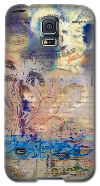 Faded Fantasies 1 Galaxy S5 Case