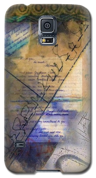 Faded Fantasies 2 Galaxy S5 Case