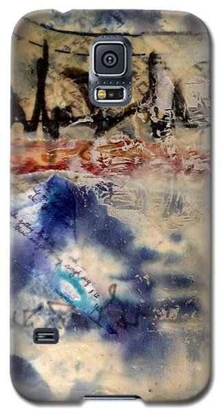 Faded Fantasies 3 Galaxy S5 Case