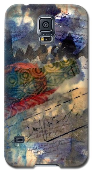 Faded Fantasies 4 Galaxy S5 Case