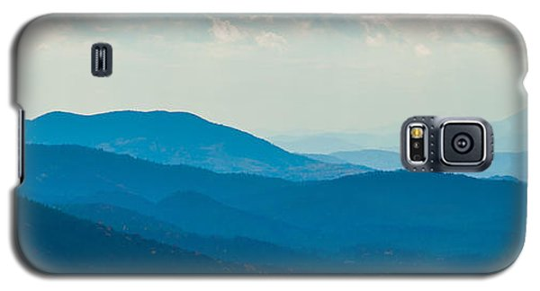 Galaxy S5 Case featuring the photograph Fading Appalachians by Rob Hemphill