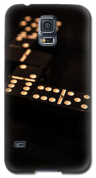 Fading Dominos Galaxy S5 Case