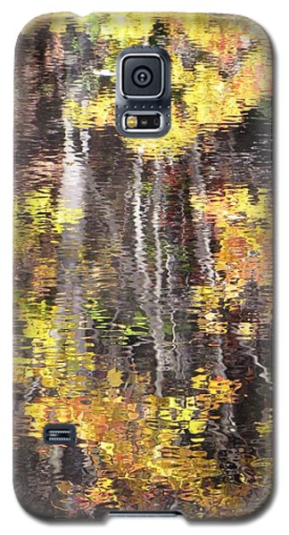 Fading Fall Water Galaxy S5 Case