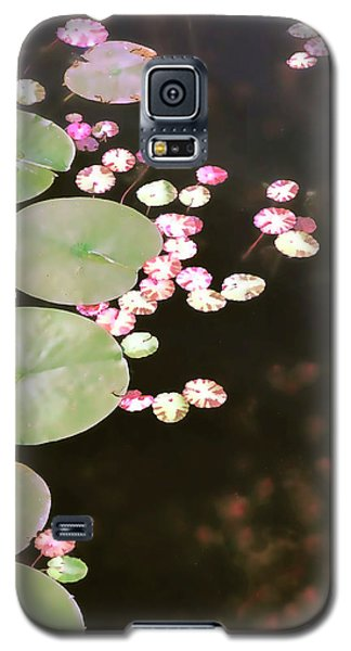 Fading Lily Pads Galaxy S5 Case