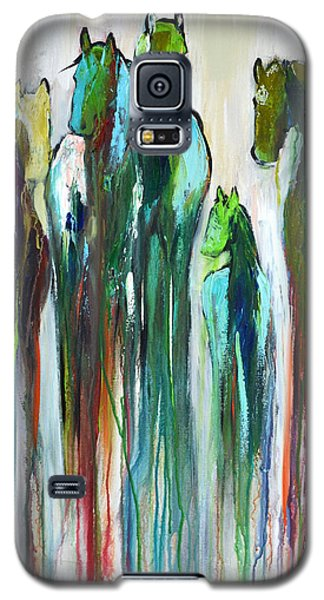 Fading Souls Galaxy S5 Case by Cher Devereaux