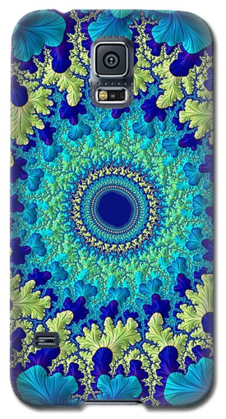 Galaxy S5 Case featuring the digital art Faerie Woods by Susan Maxwell Schmidt