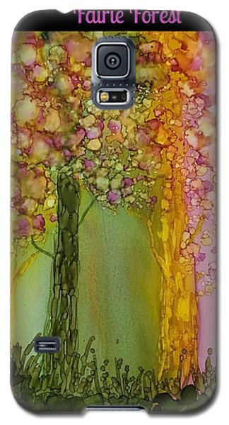 Fairie Forest Galaxy S5 Case