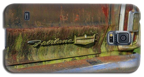 Fairlane Emblem Galaxy S5 Case