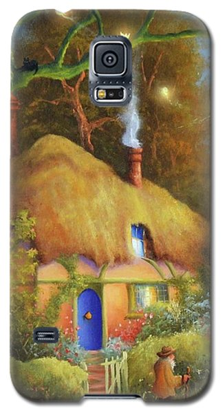 Fairy Cottage Galaxy S5 Case
