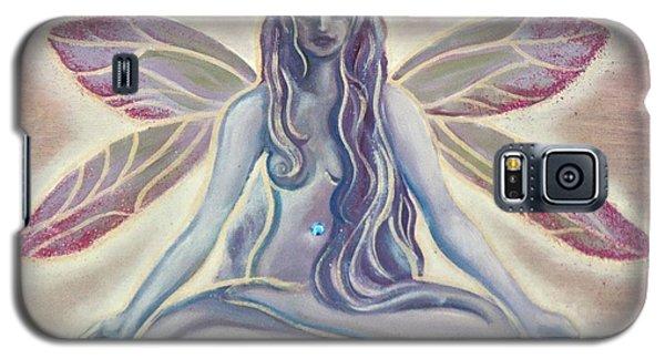 Fairy Doing Yoga Galaxy S5 Case