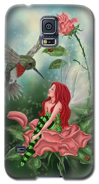 Fairy Dust Galaxy S5 Case