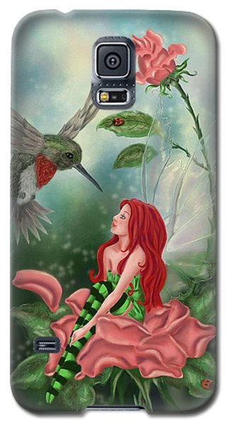 Fairy Dust Galaxy S5 Case