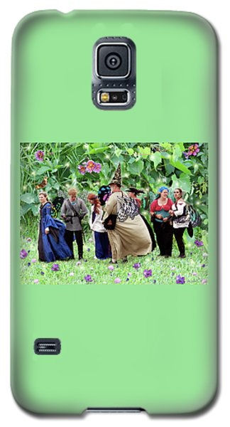 Fairy Queue Galaxy S5 Case
