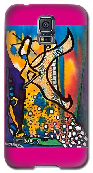 Fairy Queen - Art By Dora Hathazi Mendes Galaxy S5 Case