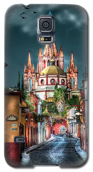 Fairy Tale Street Galaxy S5 Case