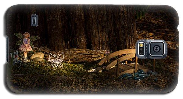 Fairy World Galaxy S5 Case