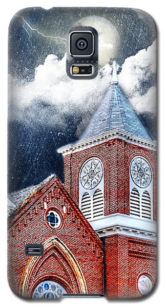 Faith And Fury Galaxy S5 Case by Mary Timman