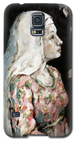 Faith Galaxy S5 Case