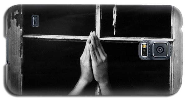 Faith Galaxy S5 Case by Emanuel Tanjala