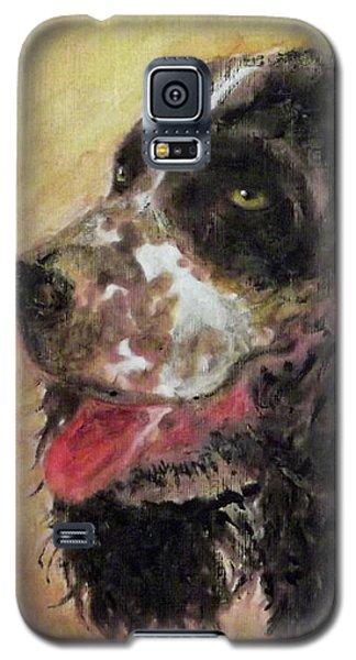 Faithful Spaniel Galaxy S5 Case