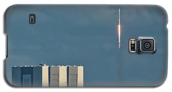 Falcon 9 Launch Galaxy S5 Case