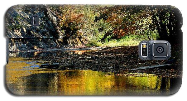 Fall At Big Creek Galaxy S5 Case