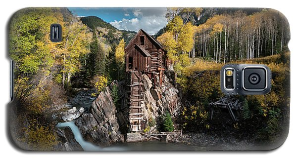 Fall At Crystal Mill Galaxy S5 Case