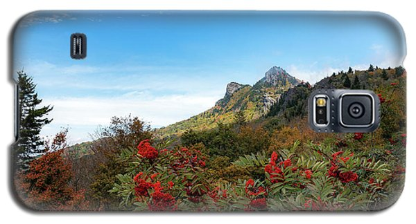 Fall At Grandfather Mountain Galaxy S5 Case