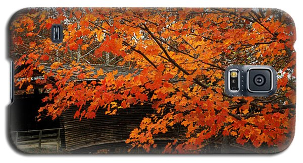 Fall At Humpback Bridge Galaxy S5 Case