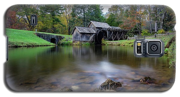 Fall At Mabry Mill Galaxy S5 Case