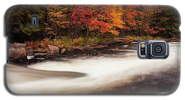 Fall At Oxtongue Rapids Galaxy S5 Case