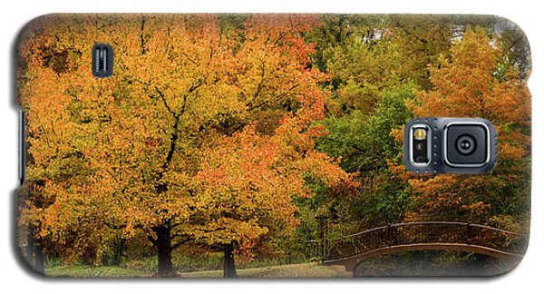 Fall At The Arboretum Galaxy S5 Case