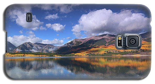 Fall At Twin Lakes Galaxy S5 Case
