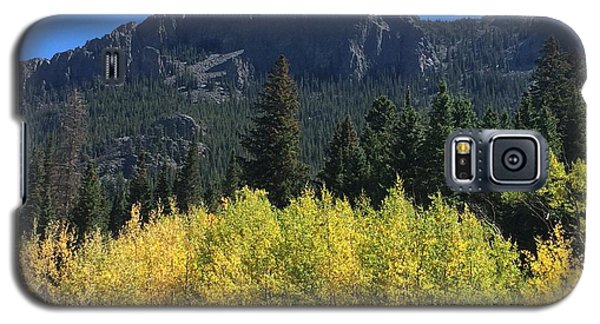 Landscapes Galaxy S5 Case - Fall At Twin Sisters by Kristen Anna