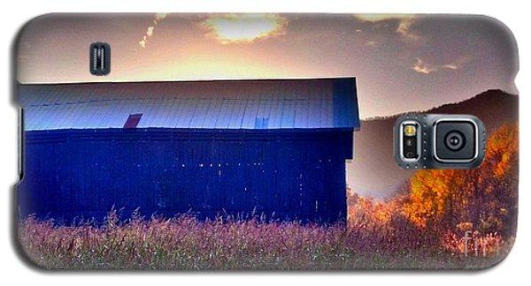 Fall Barn Galaxy S5 Case by Janice Spivey