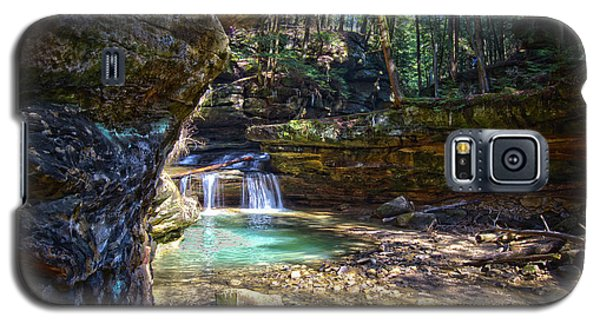 Fall Below Old Mans Cave Galaxy S5 Case